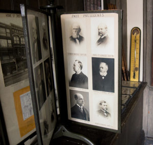 Past Presidents of New Haven's Institute Library